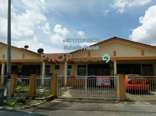 Terrace For Sale in Kluang Parade, Kluang Freehold Unfurnished 3R/2B 200k