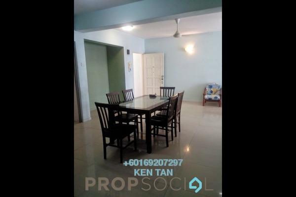 Condominium For Rent in Sri Jati II, Old Klang Road Freehold Semi Furnished 4R/2B 1.4k