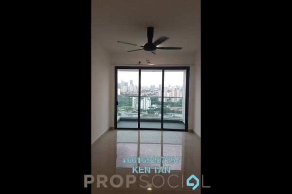 Condominium For Rent in KL Palace Court, Kuchai Lama Freehold Semi Furnished 3R/2B 1.8k