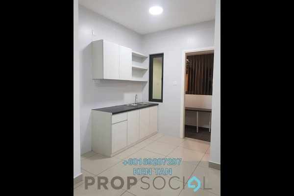 Condominium For Rent in Pearl Suria, Old Klang Road Freehold Semi Furnished 2R/2B 2k