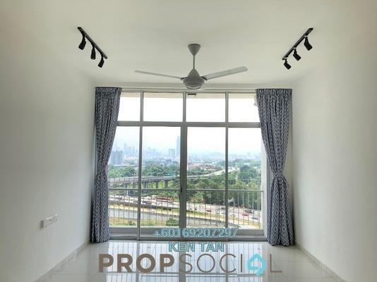 Condominium For Rent in Midfields 2, Sungai Besi Freehold Semi Furnished 3R/2B 1.45k