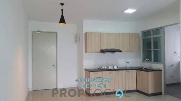 Condominium For Rent in Kiara Residence, Bukit Jalil Freehold Semi Furnished 3R/2B 1.7k