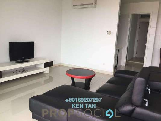 Condominium For Rent in Le Yuan Residence, Kuchai Lama Freehold Semi Furnished 4R/4B 3.2k