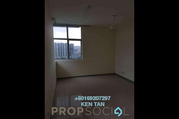 Condominium For Rent in Midfields, Sungai Besi Freehold Semi Furnished 3R/2B 1.6k