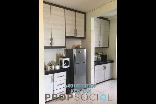 Condominium For Rent in Midfields, Sungai Besi Freehold Fully Furnished 3R/2B 1.8k