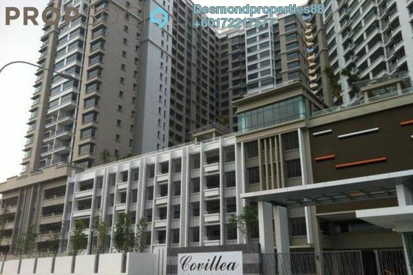 Condominium For Sale in Covillea, Bukit Jalil Freehold Fully Furnished 4R/2B 850k