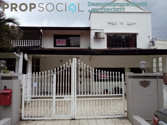 Superlink For Sale in SS4, Kelana Jaya Freehold Semi Furnished 5R/4B 1.2m