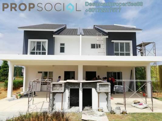 Terrace For Sale in Iringan Bayu, Seremban Freehold Unfurnished 4R/4B 360k