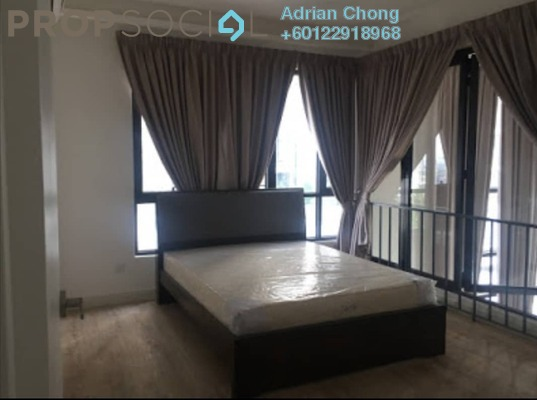 Serviced Residence For Sale in Eclipse Residence @ Pan'gaea, Cyberjaya Freehold Semi Furnished 3R/2B 400k