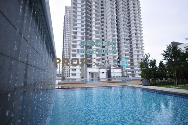 Condominium For Sale in The Westside One, Desa ParkCity Freehold Fully Furnished 4R/4B 1.63m