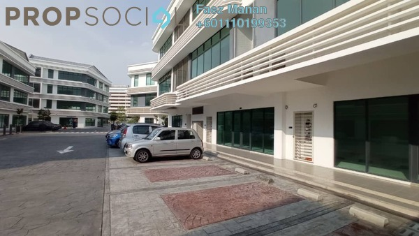 Shop For Rent in Radius Business Park, Cyberjaya Freehold Unfurnished 0R/2B 4k
