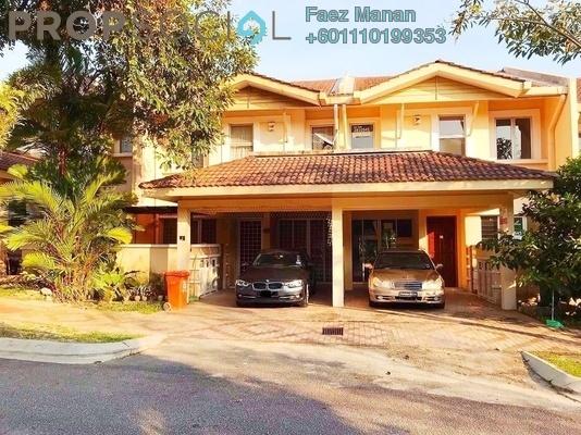 Terrace For Rent in Precinct 11, Putrajaya Freehold Semi Furnished 4R/3B 1.9k
