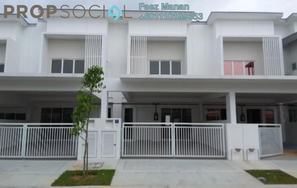 Terrace For Sale in Suriaman 2, Bandar Sri Sendayan Freehold Unfurnished 4R/4B 643k