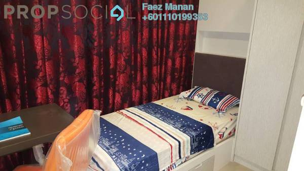 Apartment For Rent in Garden Plaza @ Garden Residence, Cyberjaya Freehold Fully Furnished 3R/2B 1k
