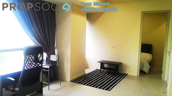 Apartment For Rent in Tamarind Suites, Cyberjaya Freehold Semi Furnished 1R/1B 1.3k