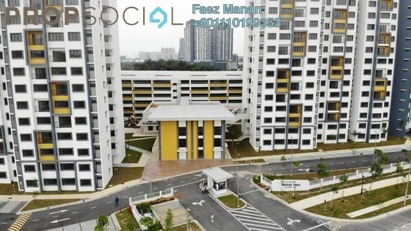 Apartment For Rent in Laman View, Cyberjaya Freehold Semi Furnished 3R/2B 1.3k