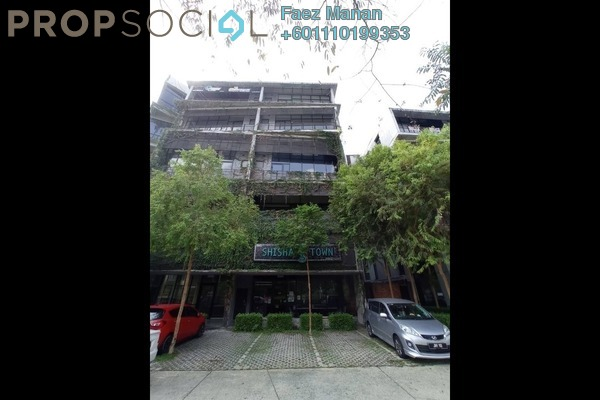 Office For Rent in Tamarind Square, Cyberjaya Freehold Unfurnished 0R/2B 3k