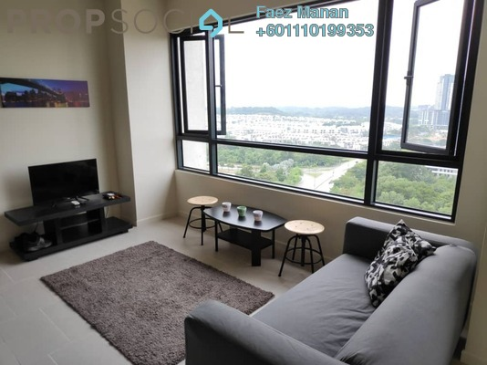 Condominium For Rent in Tamarind Suites, Cyberjaya Freehold Fully Furnished 1R/1B 1.35k