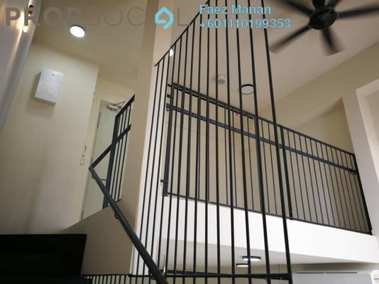 Duplex For Rent in Tamarind Suites, Cyberjaya Freehold Semi Furnished 1R/1B 1.4k