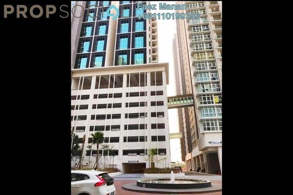 Condominium For Sale in Mutiara Ville, Cyberjaya Freehold Unfurnished 3R/2B 470k