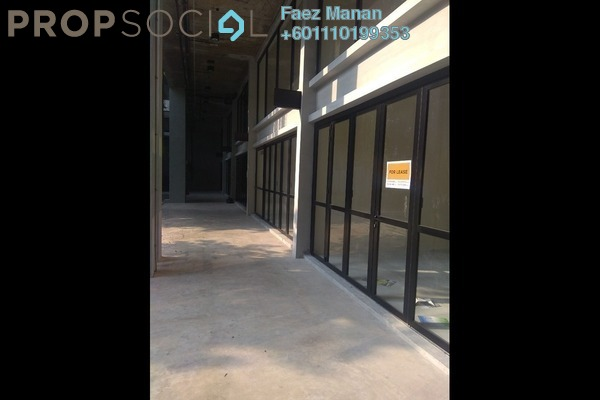 Shop For Rent in Tamarind Square, Cyberjaya Freehold Unfurnished 0R/2B 5.55k