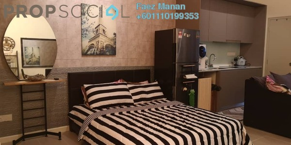 SoHo/Studio For Rent in Tamarind Suites, Cyberjaya Freehold Fully Furnished 0R/1B 1k