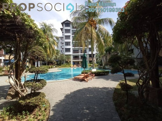 Condominium For Rent in D'Melor, Cyberjaya Freehold Fully Furnished 3R/2B 2k