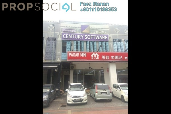 Office For Rent in NeoCyber, Cyberjaya Freehold Semi Furnished 0R/0B 3k