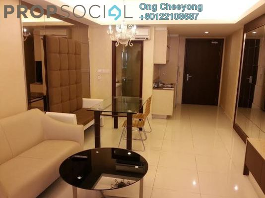 Serviced Residence For Rent in Chelsea, Sri Hartamas Freehold Fully Furnished 1R/1B 1.85k