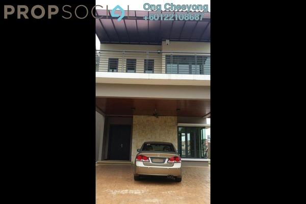 Semi-Detached For Sale in Kiara View, Mont Kiara Leasehold Semi Furnished 5R/5B 3m