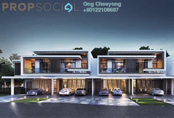 Terrace For Rent in Terraza @ Eco Sanctuary, Telok Panglima Garang Freehold Semi Furnished 4R/5B 3.8k