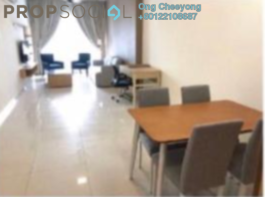 Condominium For Rent in Crest Jalan Sultan Ismail, KLCC Freehold Semi Furnished 3R/2B 5k