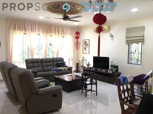 Semi-Detached For Sale in Kemuning Utama Permai, Kemuning Utama Freehold Semi Furnished 5R/6B 1.65m