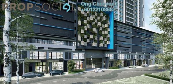 Condominium For Rent in Geo Bukit Rimau, Bukit Rimau Freehold Semi Furnished 3R/2B 1.5k