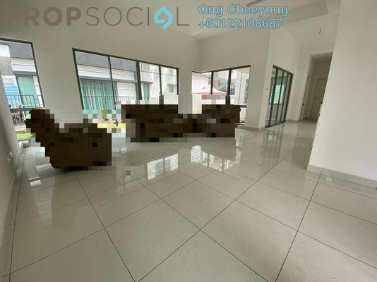 Bungalow For Rent in Ambang Botanic 2, Klang Freehold Semi Furnished 5R/6B 5k