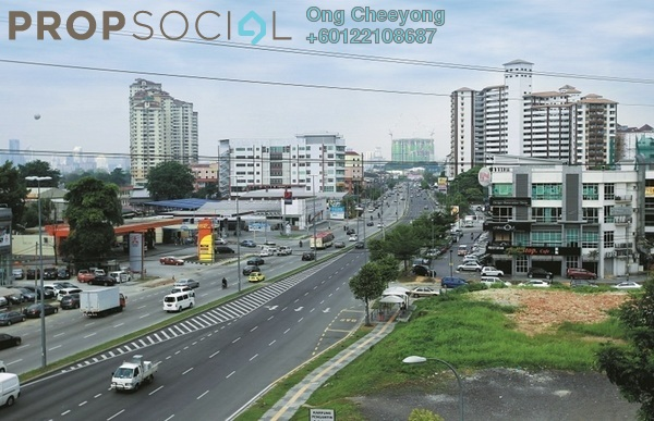 Shop For Sale in Rampai Business Park, Setapak Freehold Unfurnished 0R/0B 2.55m