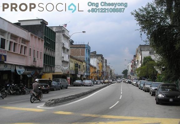 Shop For Sale in Jalan Sungai Besi, Kuala Lumpur Leasehold Unfurnished 0R/0B 13m