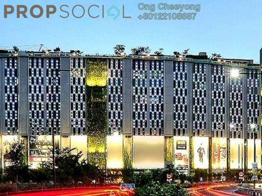 Shop For Sale in One City, UEP Subang Jaya Freehold Semi Furnished 0R/0B 2.3m