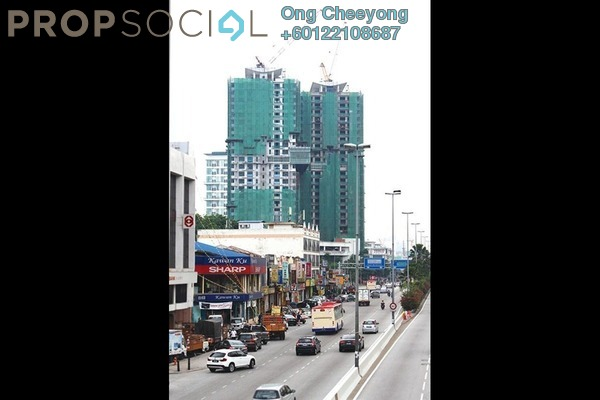 Shop For Sale in Taman OUG, Old Klang Road Freehold Semi Furnished 0R/0B 5.8m