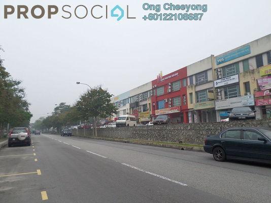 Shop For Sale in Brem Park, Kuchai Lama Freehold Semi Furnished 0R/0B 4.5m