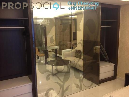 Serviced Residence For Sale in Plaza Damas 3, Sri Hartamas Freehold Fully Furnished 1R/1B 660k