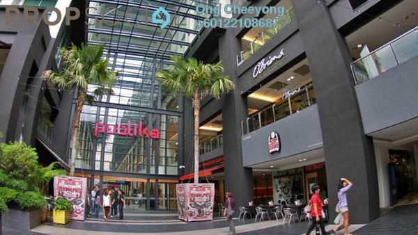 Shop For Sale in Solaris Dutamas, Dutamas Freehold Semi Furnished 0R/0B 3.8m