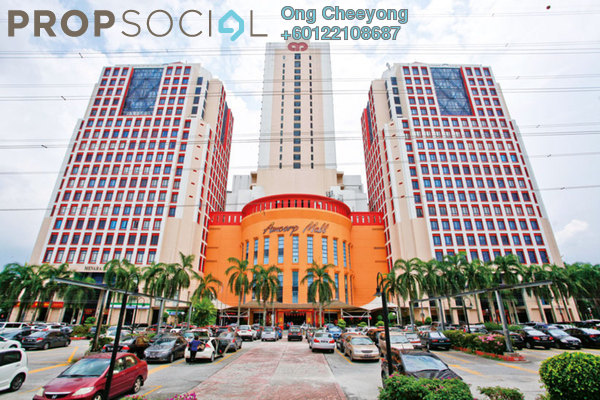 Shop For Sale in Amcorp Mall, Petaling Jaya Freehold Unfurnished 0R/0B 680k
