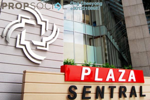 Office For Sale in Plaza Sentral, KL Sentral Freehold Unfurnished 0R/0B 2.96m
