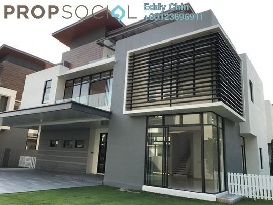 Bungalow For Sale in Long Branch Residences @ HomeTree, Kota Kemuning Freehold Unfurnished 7R/7B 3.1m