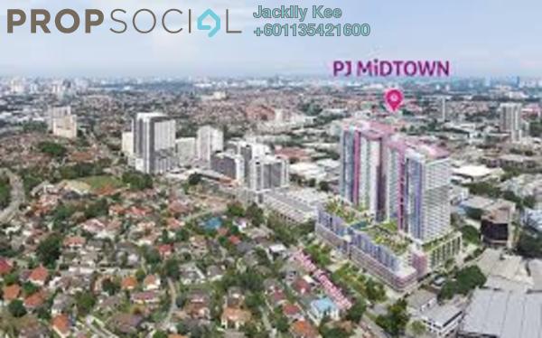 Condominium For Sale in PJ Midtown, Petaling Jaya Freehold Fully Furnished 1R/1B 490k
