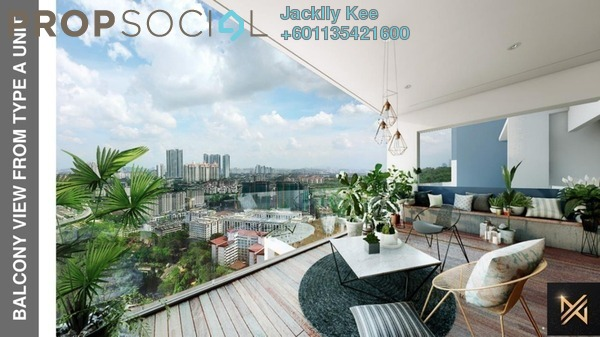 Condominium For Sale in PJ Midtown, Petaling Jaya Freehold Fully Furnished 3R/2B 721k