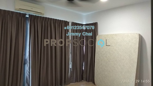 Condominium For Rent in KL Palace Court, Kuchai Lama Freehold Semi Furnished 3R/2B 2k