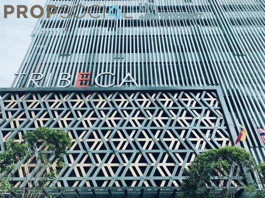 SoHo/Studio For Rent in Tribeca, Bukit Bintang Freehold Fully Furnished 0R/1B 3.2k