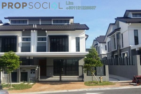 Link For Sale in Saffron Hills, Denai Alam Freehold Unfurnished 4R/3B 900k